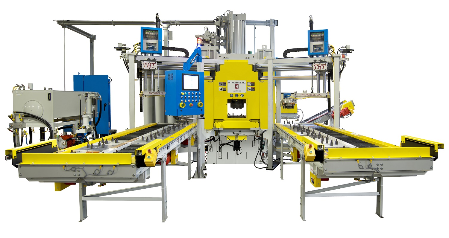 THT-Vertical-Casting-Machine